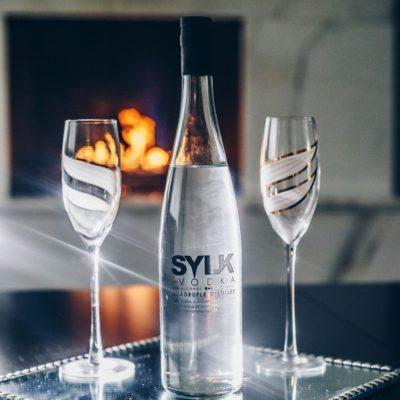 sylk vodka mili